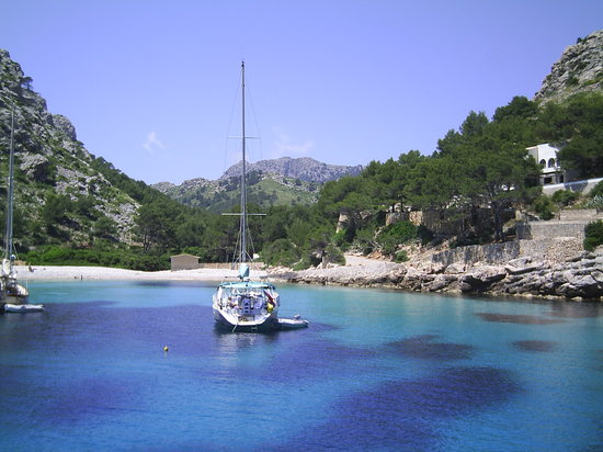 Premier Cruises: Other Yacht in cala murta