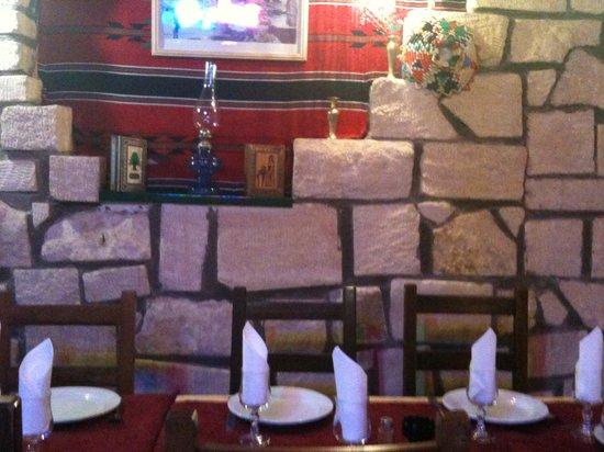 La Bekaa: Restaurant