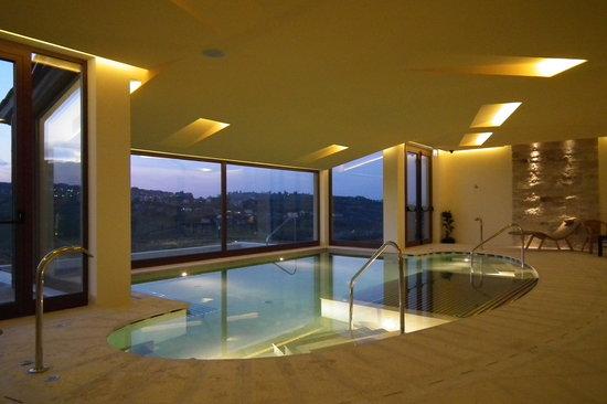 Palazzo Bandino: e un po' di sano benessere...