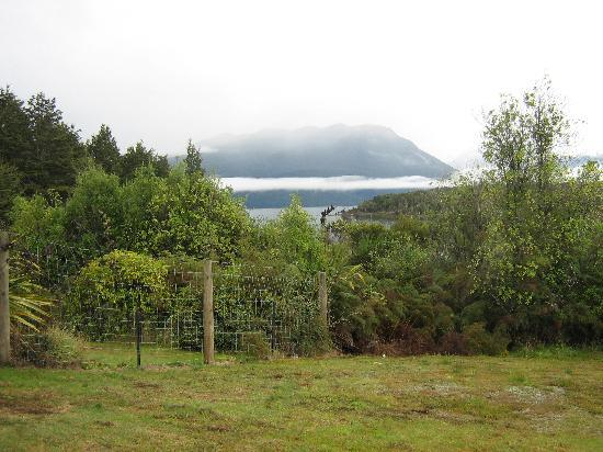 Fiordland National Park Lodge : the view