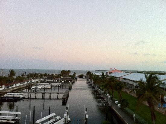 Kawama Yacht Club: View of marina with no boats