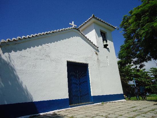 Igreja de Sant'Ana : Iglesia Santa Ana    Bucios