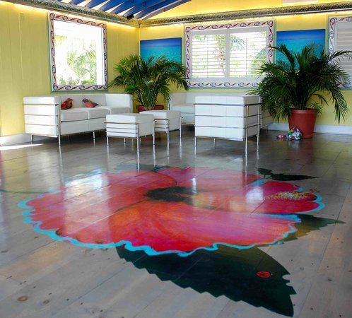 Ibis Bay Beach Resort: Lobby