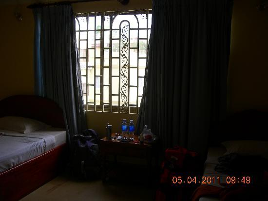 Kim Samnang Guesthouse: The room again