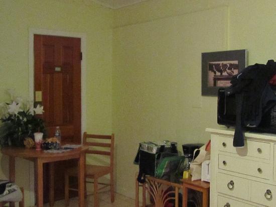 Kings Kamp: intérieur chambre