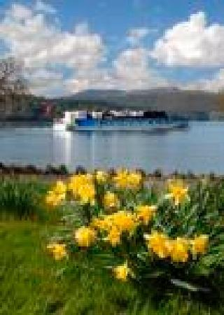 Bowness-on-Windermere, UK: sailings from Lakeside, Bowness & Ambleside