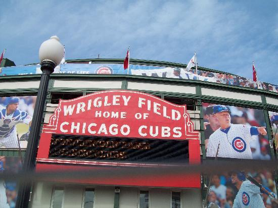 Holiday Inn Club Vacations Fox River Resort: Wrigley Field