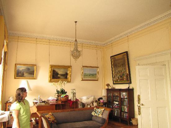 The Stevenson House: A captivating home.