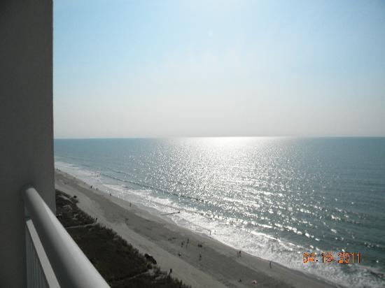 Bay Watch Resort & Conference Center: view from  16th floor