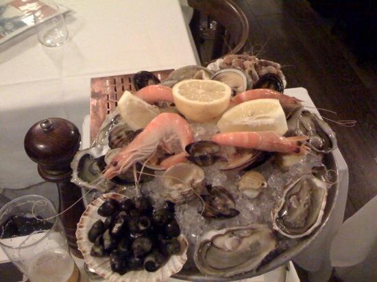 Alberti : frutti di mare