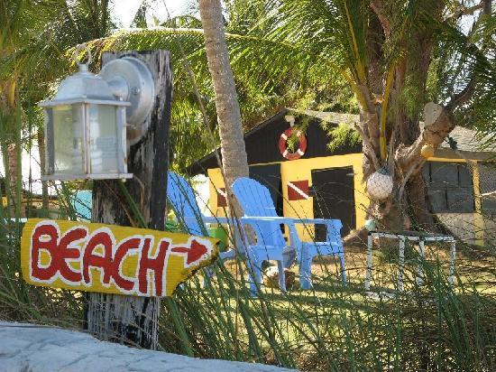 Greenwood Beach Resort: Beautiful grounds