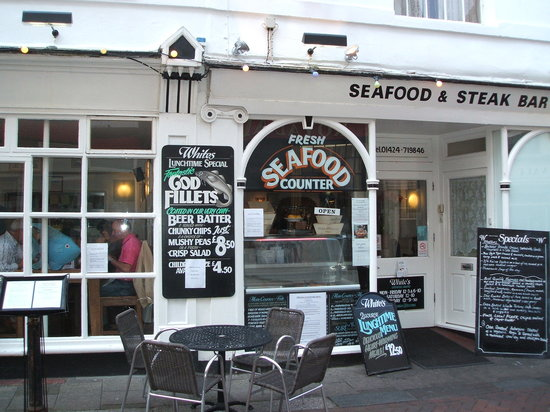 White's Seafood & Steak Bar: White's in the Old Town