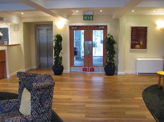 New Lanark Mill Hotel: Entrance