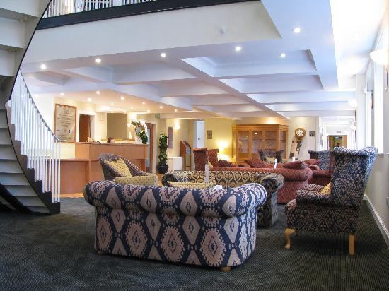 New Lanark Mill Hotel: Lounge