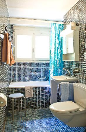 Breiten Bed & Breakfast : Badezimmer