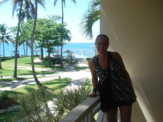 Velero Beach Resort: awesome views from our room