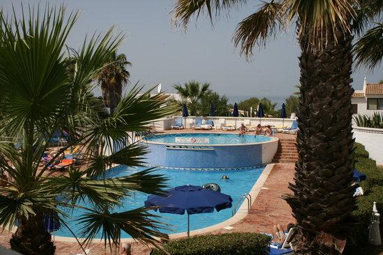 Monte Carvoeiro: Communal pool