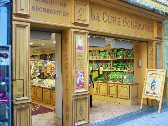 Nice, Frankrijk: Schleckereien en gros