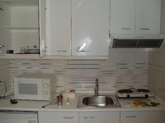 Sercotel Togumar: kitchen