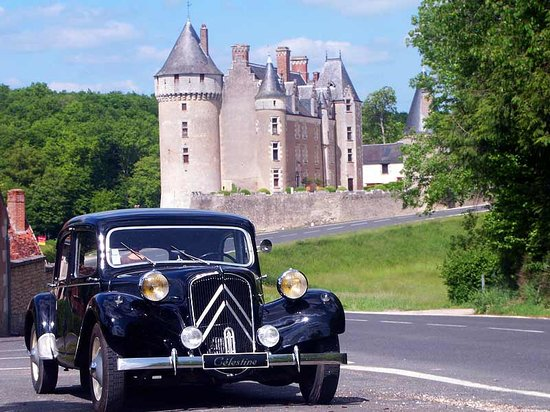 ‪Loire Valley Time Travel Day Tours‬