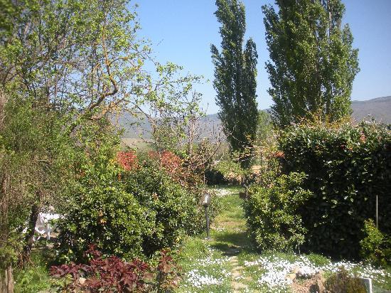 Locanda della Luna: il giardino di Maria