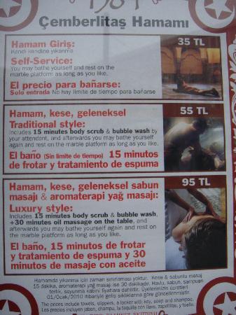 Cagaloglu Baths: Cagaloglu Hamam