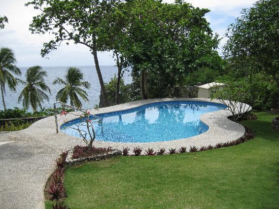 Padre Burgos, Philippines: beautiful pool