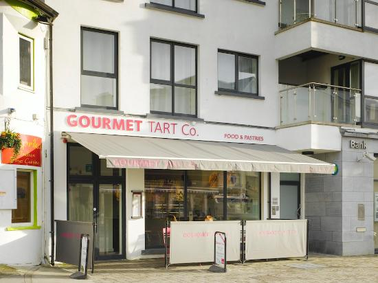 Gourmet Tart Company: Our restaurant in Salthill