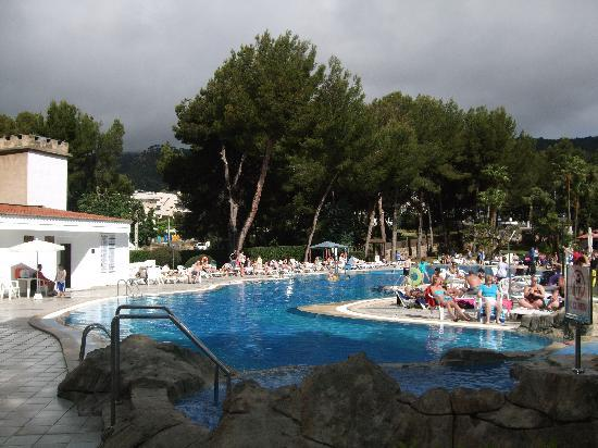 BQ Belvedere Hotel: pool