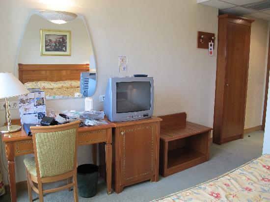 Best Western Hotel Turist: TV