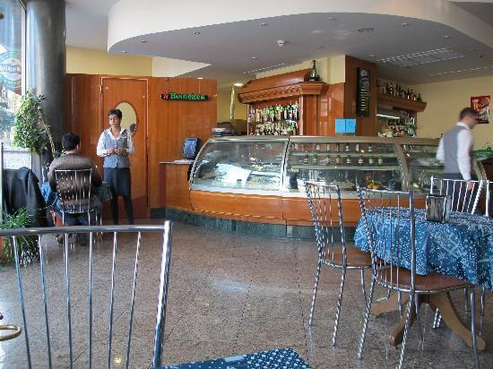 Best Western Hotel Turist: Cafe
