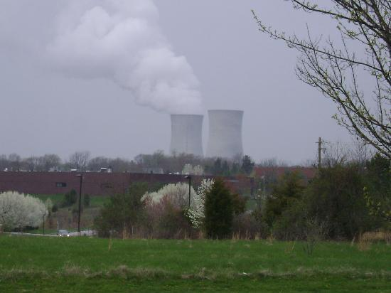 Holiday Inn Express Hotel & Suites Limerick: Nuclear Power Plant
