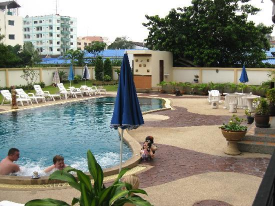 Nature View Hotel : Pool