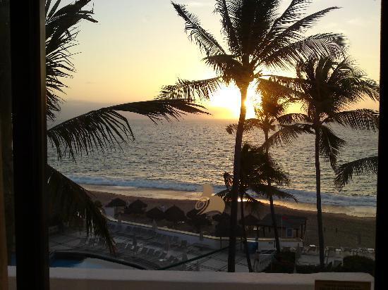 Buenaventura Grand Hotel & Great Moments All Inclusive: Vista desde el Jacuzzi