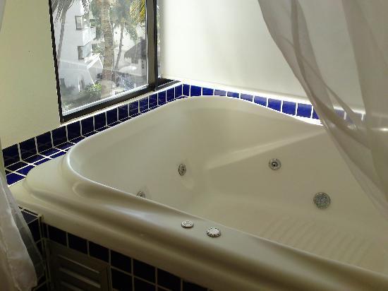 Buenaventura Grand Hotel & Great Moments All Inclusive: Jacuzzi