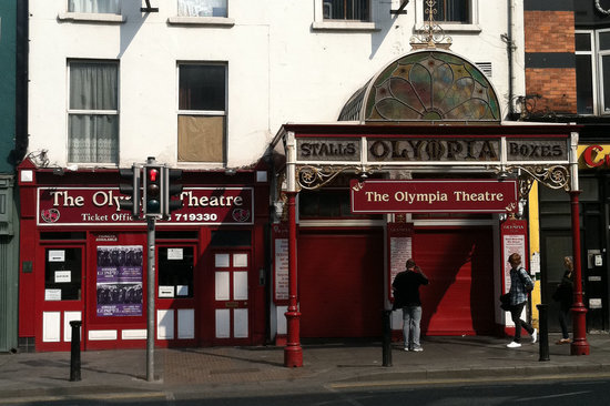 Photo of Theater Olympia Theatre at 72 Dame Street, Dublin 2, Ireland