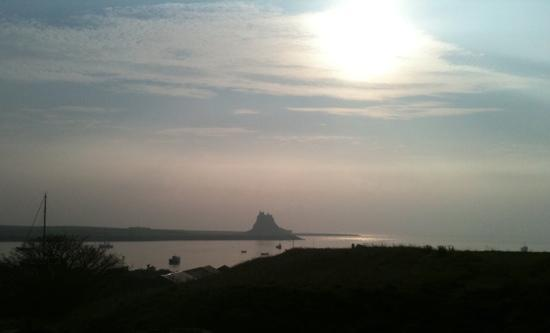 Holy Island, UK: Early morning walk on Lindisfarne