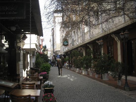 Hotel Sapphire: Hotel Safir (Sapphire) in Istanbul