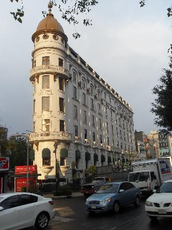 Hotel Imperial Reforma : front of hotel