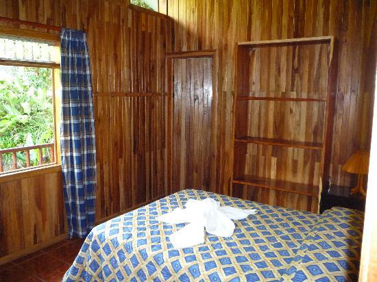 Mariposa Bed & Breakfast: Room view