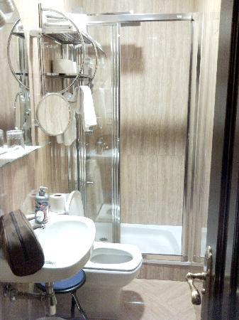Hotel Playa de Vigo: Baño, general