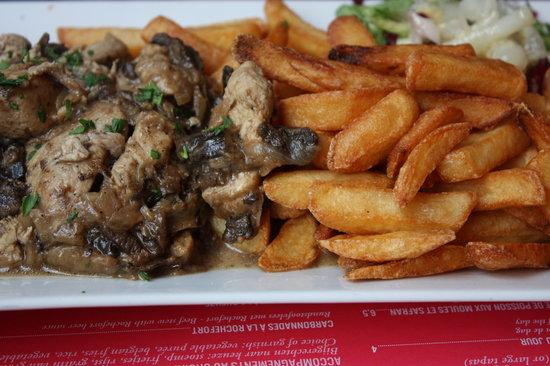 Nuetnigenough: 鶏のカセロール