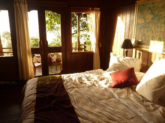 Anaheim Villa Lake Buyan: Main/Upstairs bedroom in Family Villa 1