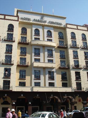 Iberostar Parque Central: El hotel