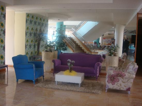 Savoy Calheta Beach: Hotel interior