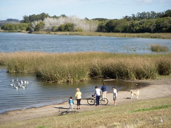 Laguna de los Padres : Laguna Sierra de los Padres