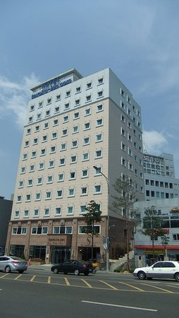 Toyoko Inn Seoul Dongdaemun: 外観です