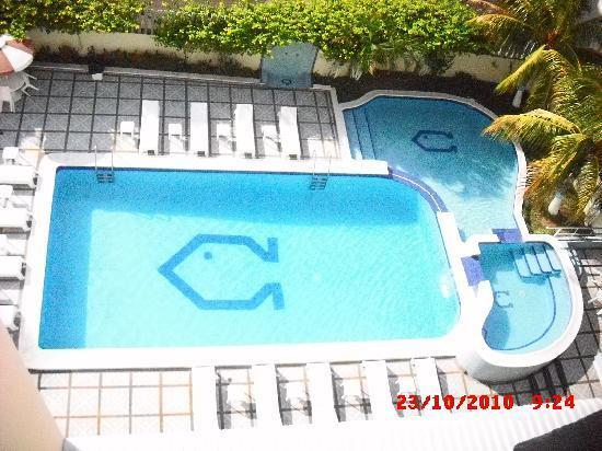 Las Quince Letras Hotel: piscina