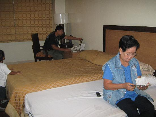 Holiday Park Hotel: deluxe room