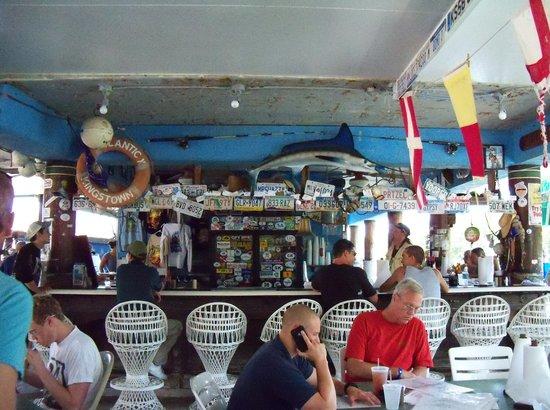 Alabama Jack's: Jack's Bar